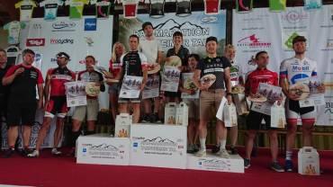 Sieg beim Tannheimer Radmarathon und Kaunertaler Gletscher Kaiser