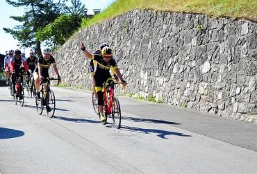 WELTREKORD: 10fach Ötztal Radmarathon NONSTOP