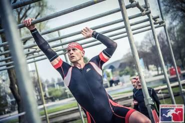 Spartan Race Sprint in München/Olympiapark