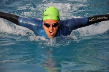 Neuer Rekord im 24 Stunden Schwimmen