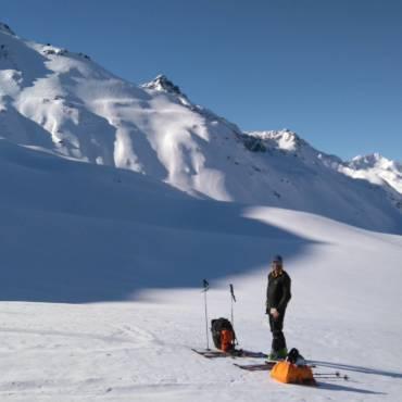 Skitouren Training